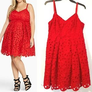 0X Size 12 Torrid Special Occasion Tulle Dress
